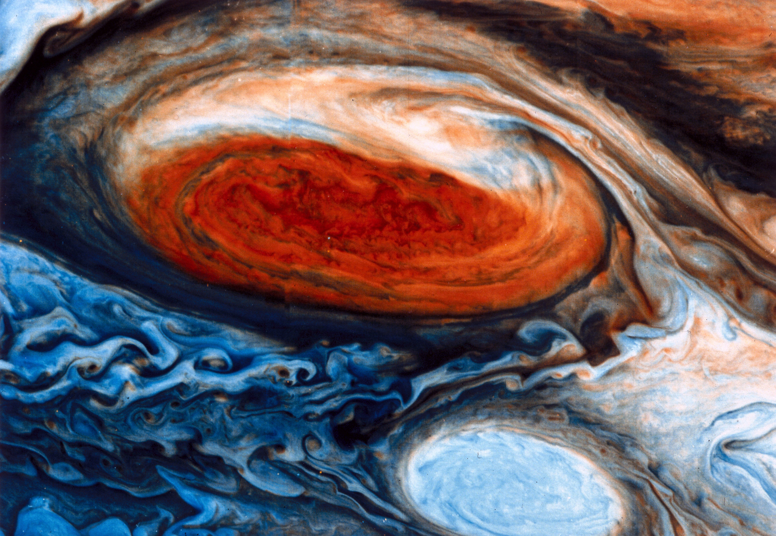 planet jupiter great red spot - photo #10