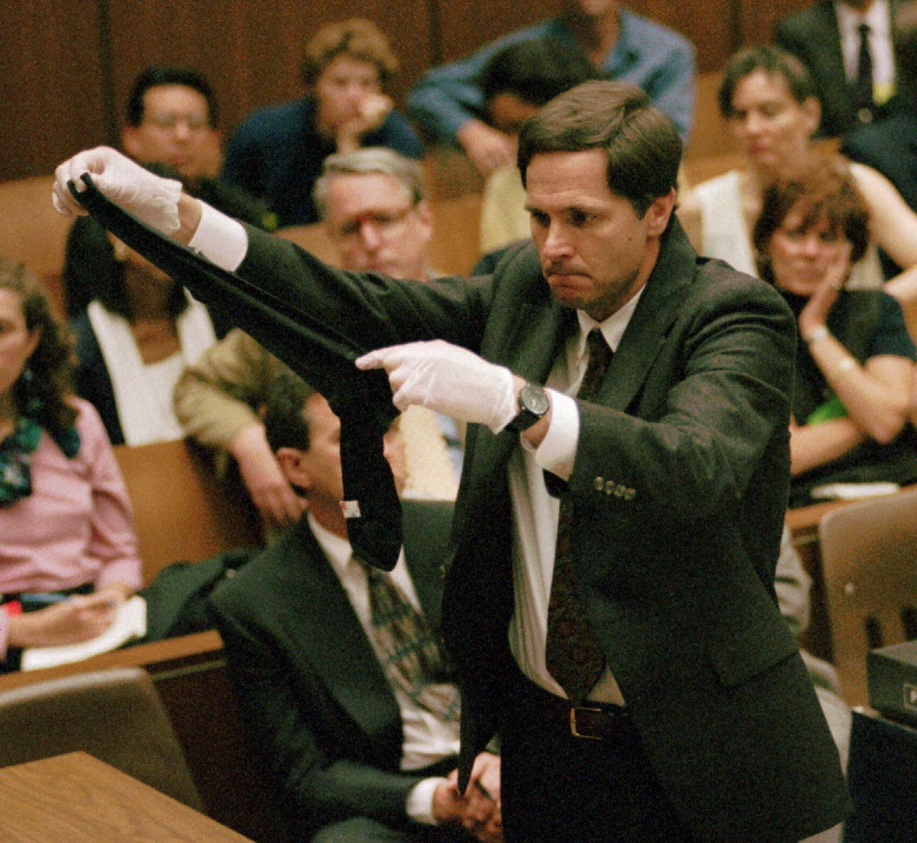 Memorable Images From Oj Simpson Case