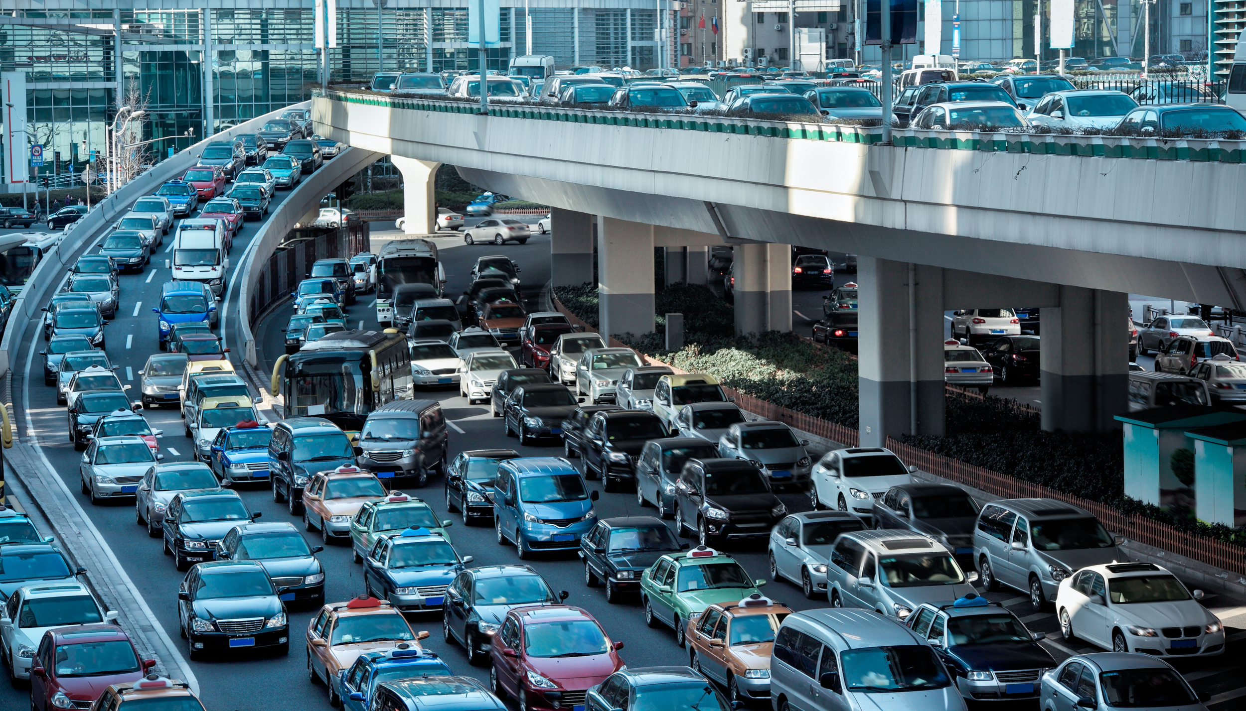 Traffic congestion in america and its