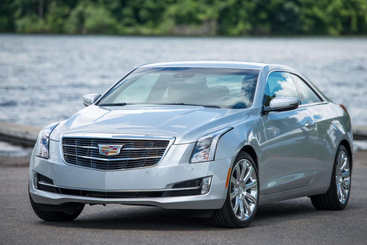 2015 cadillac ats coupe photo gallery autoblog. Black Bedroom Furniture Sets. Home Design Ideas