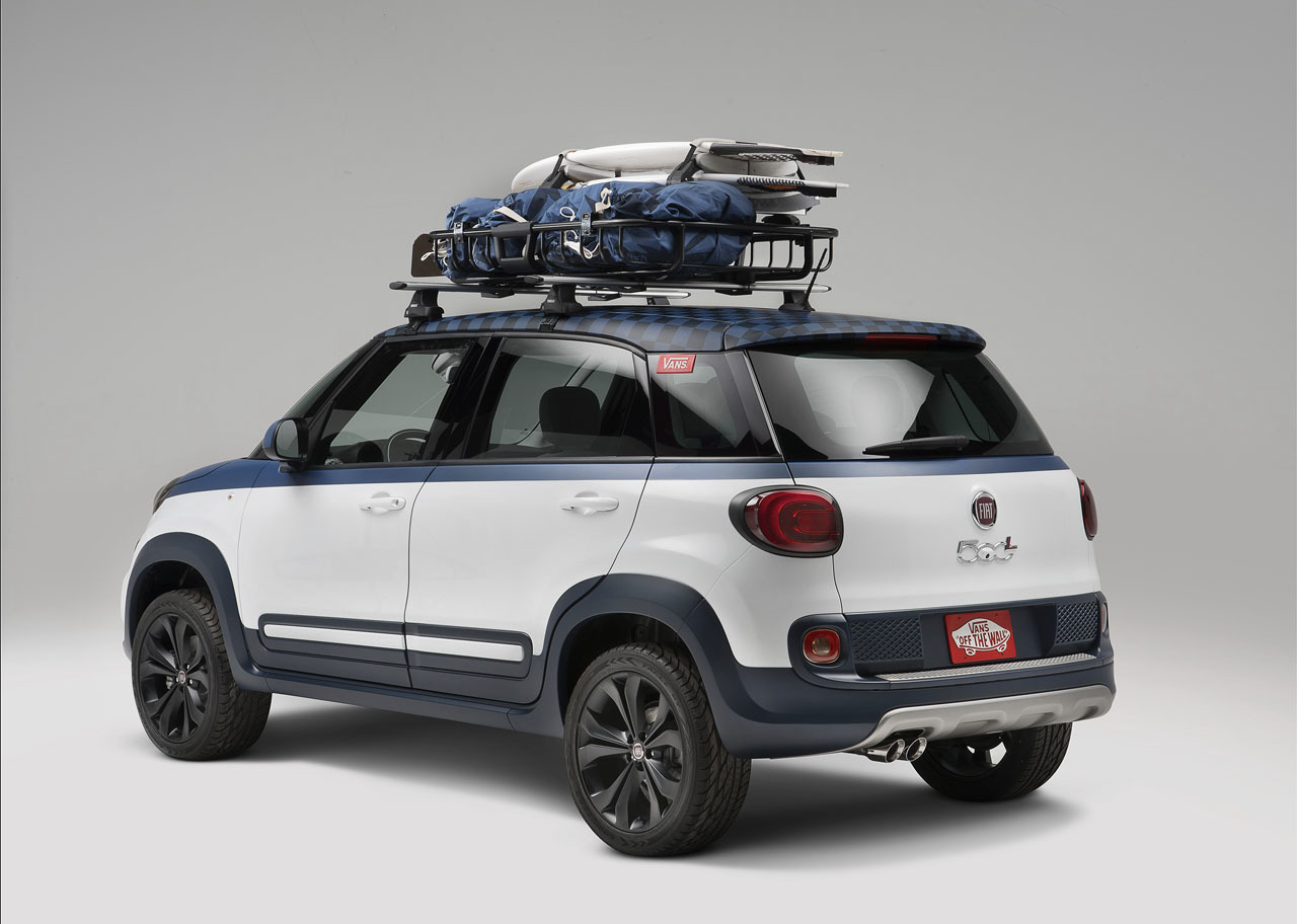 Fiat 500L - Vans Concept Photo Gallery - Autoblog