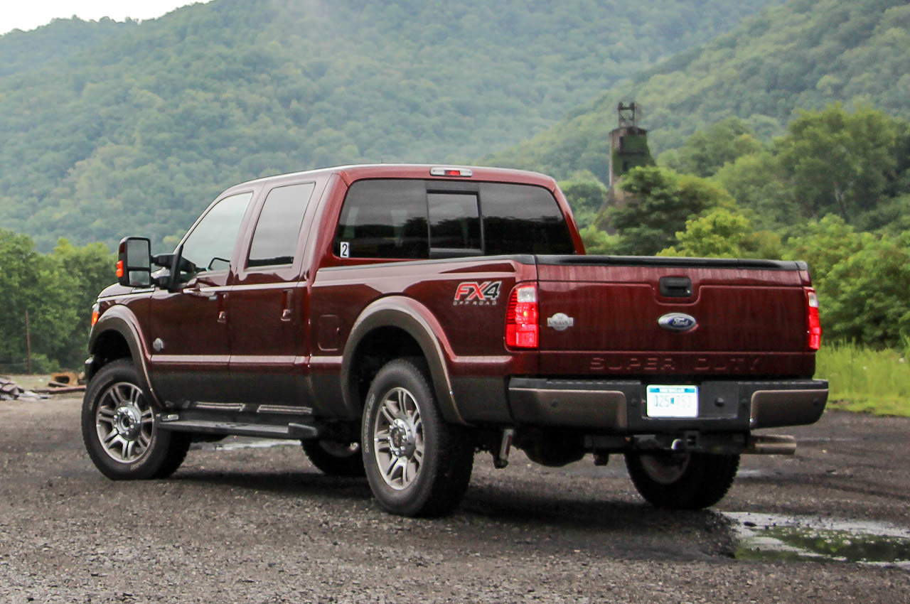 2015 ford f series super duty power stroke first drive photo gallery autoblog. Black Bedroom Furniture Sets. Home Design Ideas