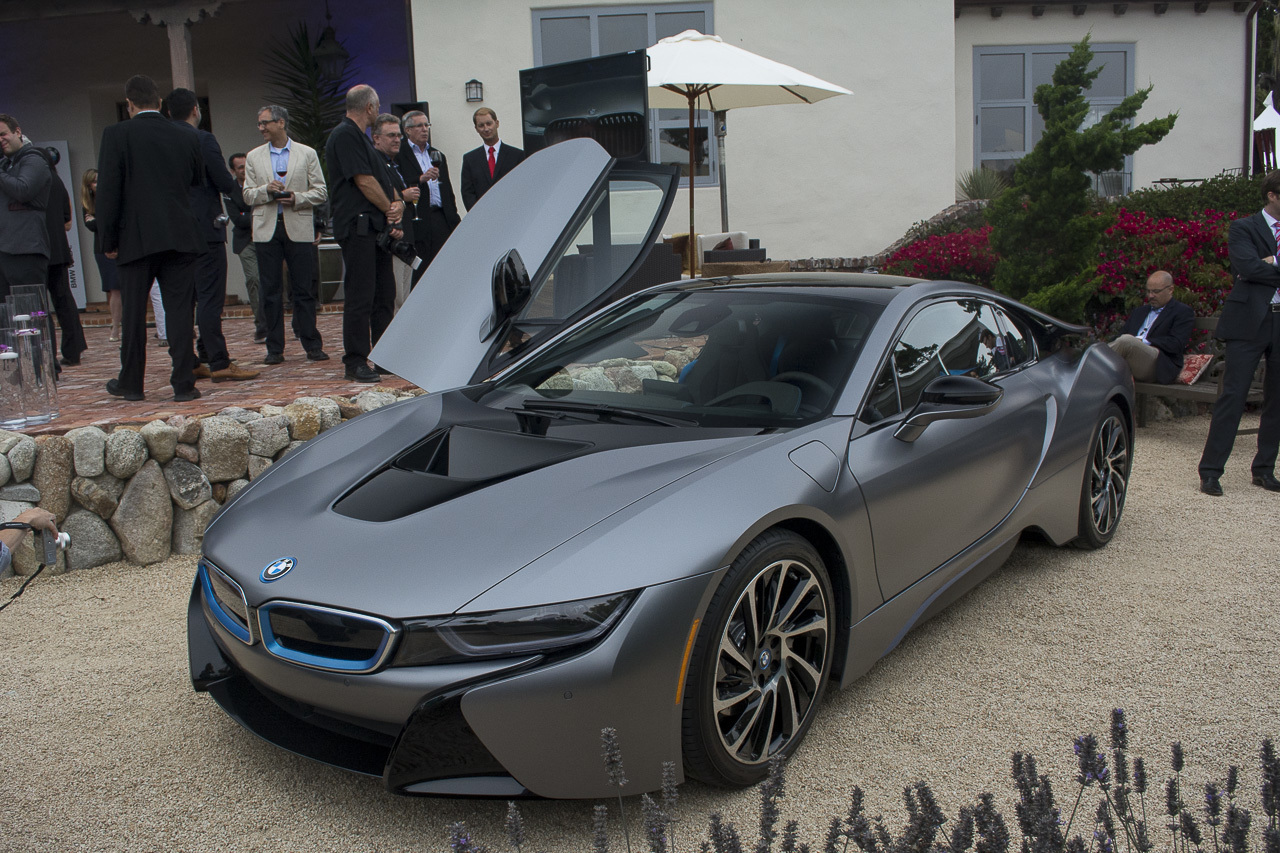 Bmw I8 Concours D Elegance Edition Aug 15 2014 Photo Gallery Autoblog