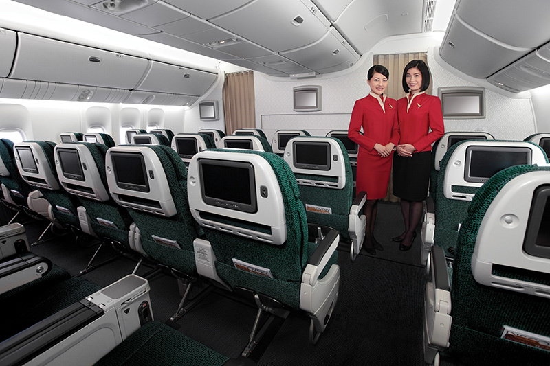 Saying farewell to Cathay Pacific's 747