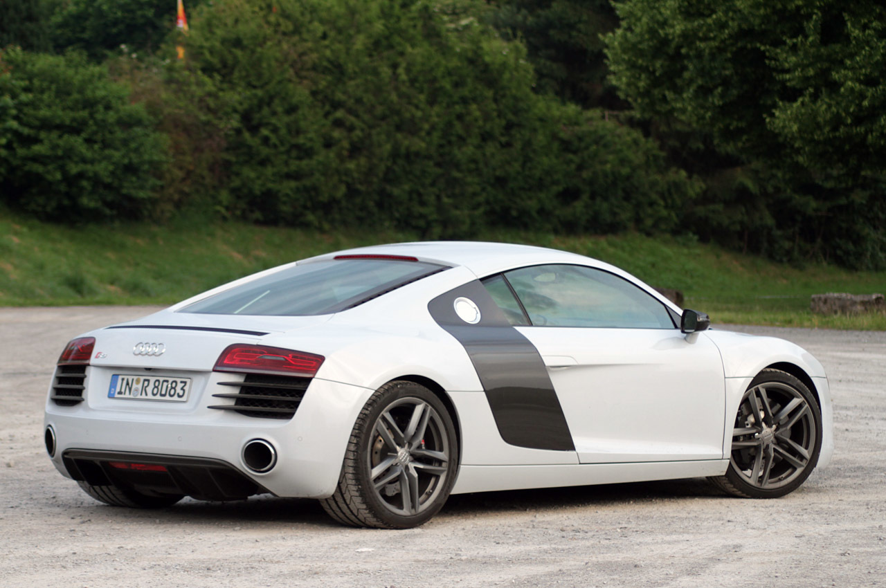 2014 Audi R8 V8 Northern California: 2014 Audi R8 V8: Review Photo Gallery