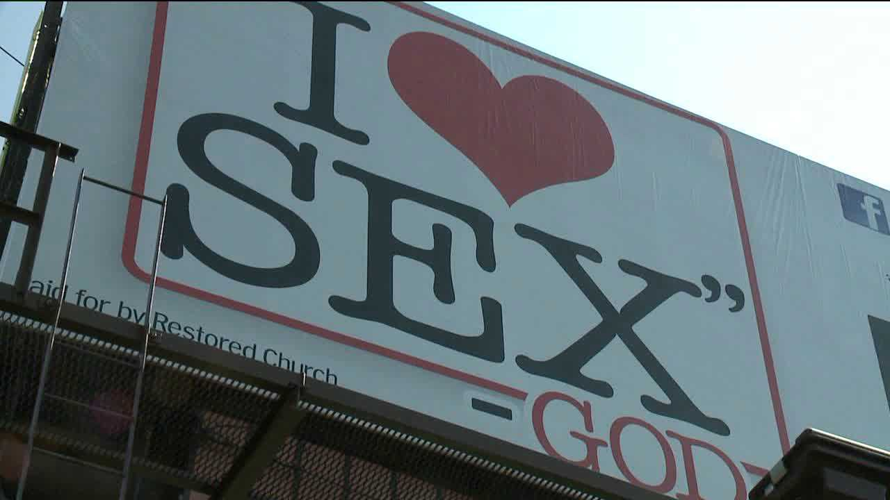billboard church sex
