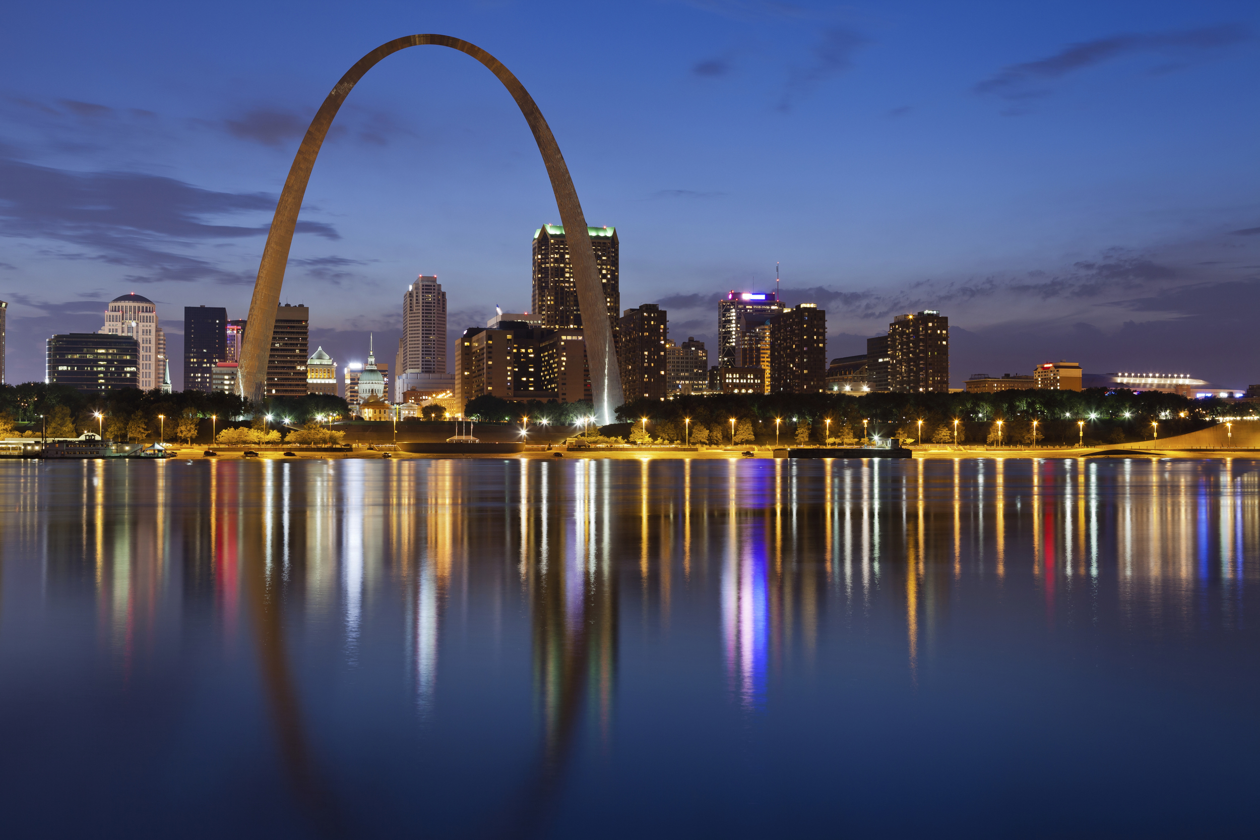Cool Hotels In St Louis Mo