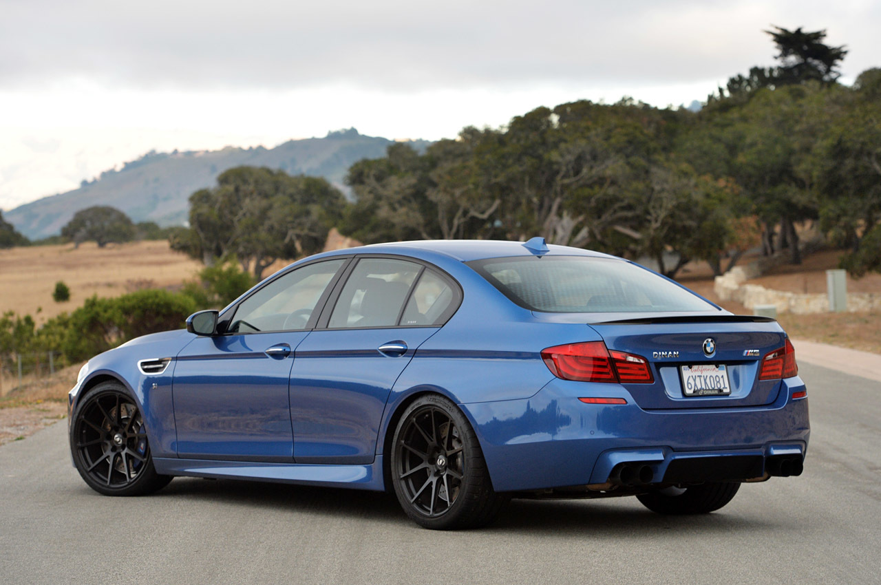 Bmw Certified Pre Owned >> 2014 Dinan S1 BMW M5: Quick Spin Photo Gallery - Autoblog