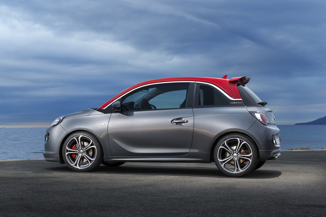 2015 opel adam s photo gallery autoblog. Black Bedroom Furniture Sets. Home Design Ideas
