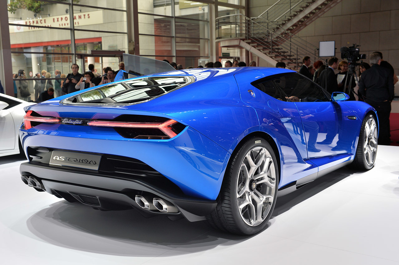 Audi Certified Pre Owned >> Lamborghini Asterion LPI 910-4 is silent but deadly [w ...