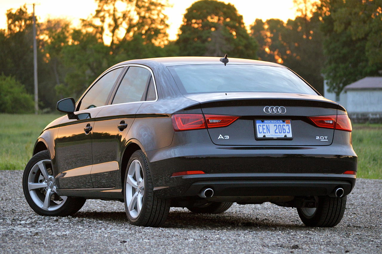 2015 Audi A3: Review Photo Gallery