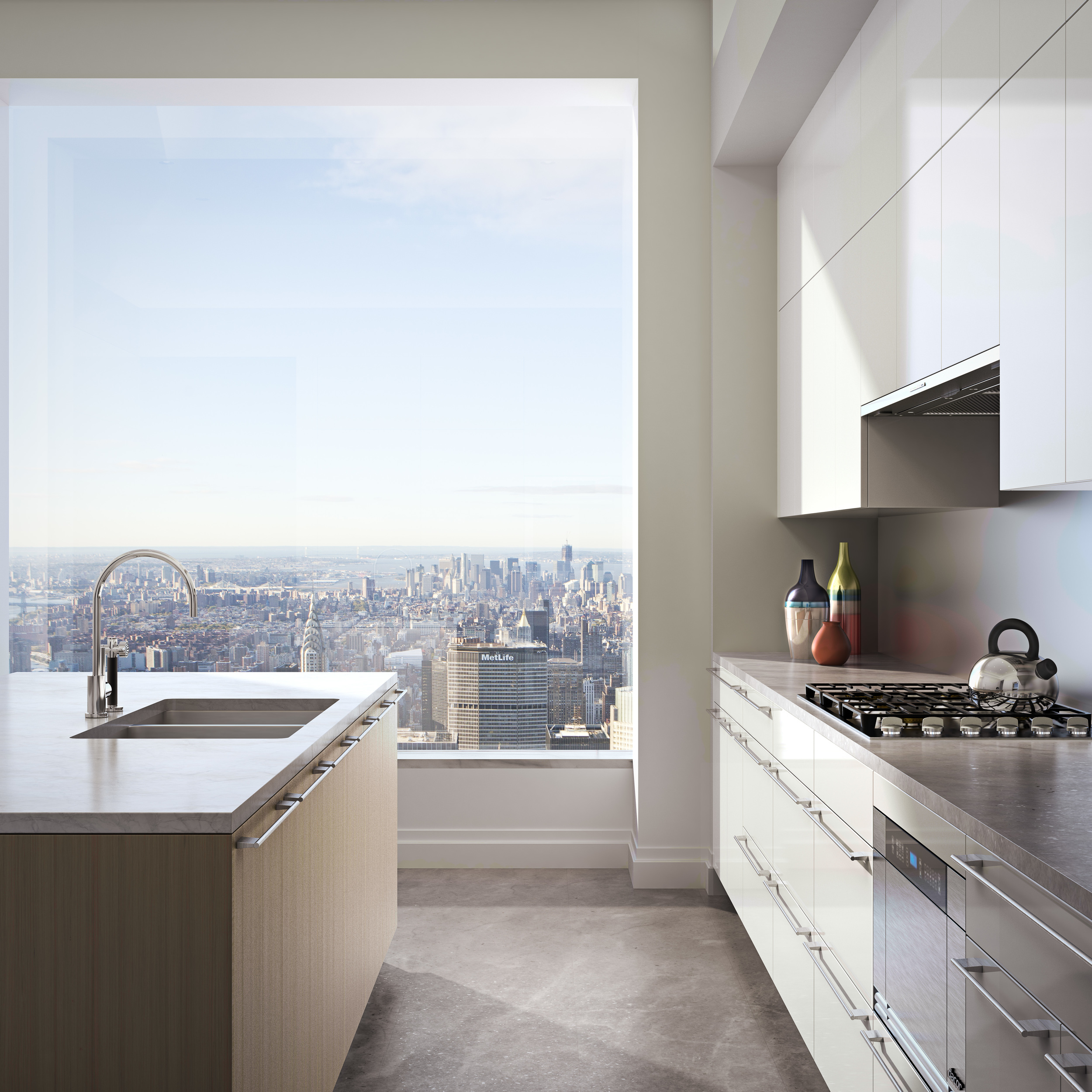 Apartments In New York: New York Apartment Building Is Tallest In The Americas