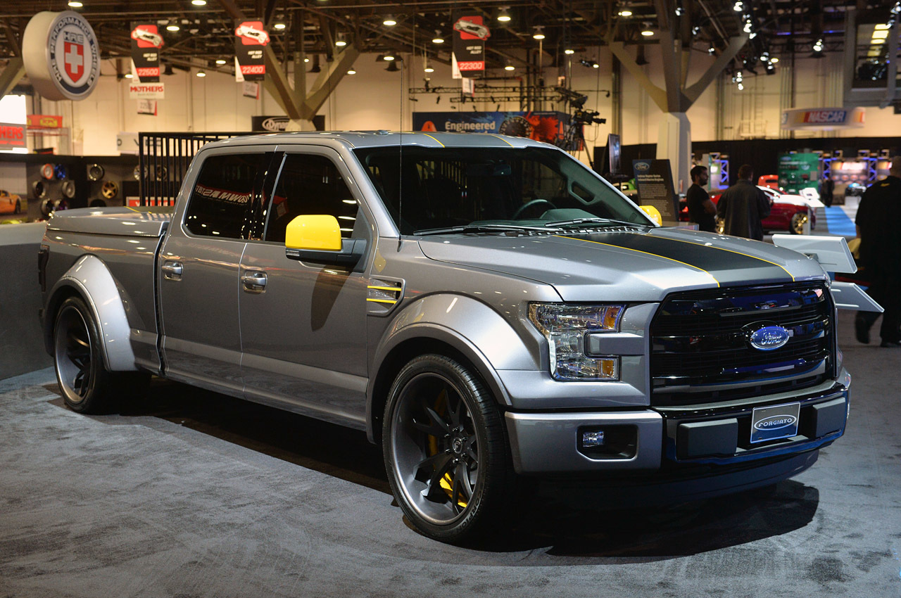 2015 Ford F-150 Customs: SEMA 2014 Photo Gallery - Autoblog
