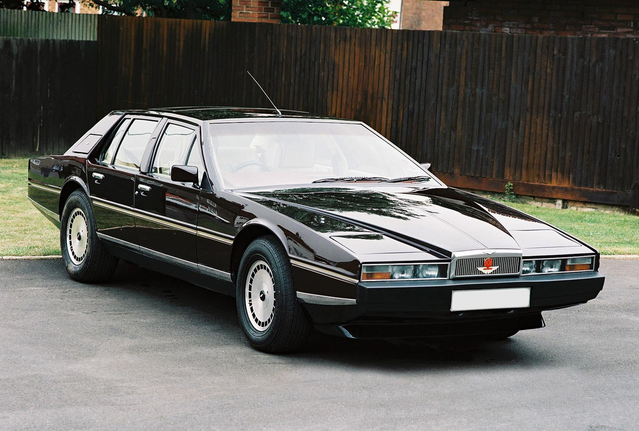 Aston Martin Lagonda Classics Photo Gallery