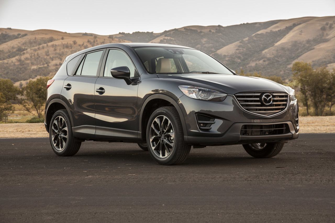 Mazda Has Modestly Updated The Mazda6 And Cx 5 For 2016 Model Year Company Just Announced Revised Pricing Pair