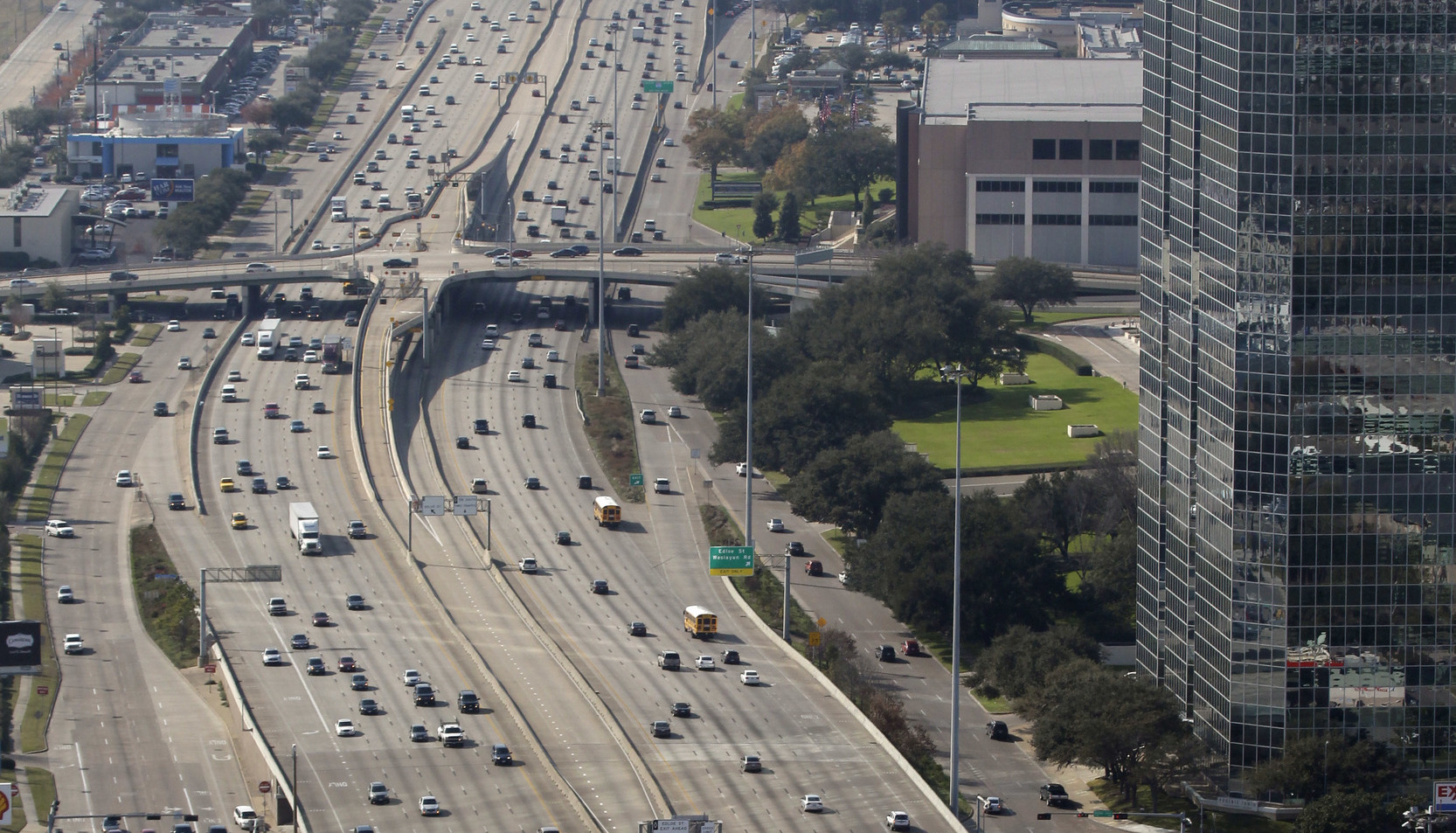 Holiday Traffic The Worst Roads And Interstates To Travel
