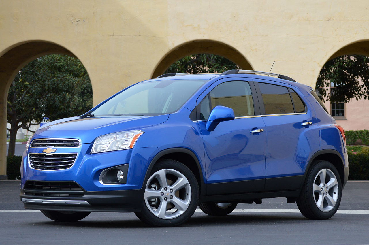 2015 Chevrolet Trax: First Drive Photo Gallery