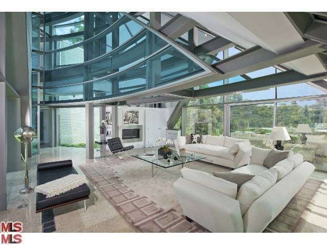 Bieber Living in Glass House? Hide the Stones -- and Eggs  Bieber Living i...