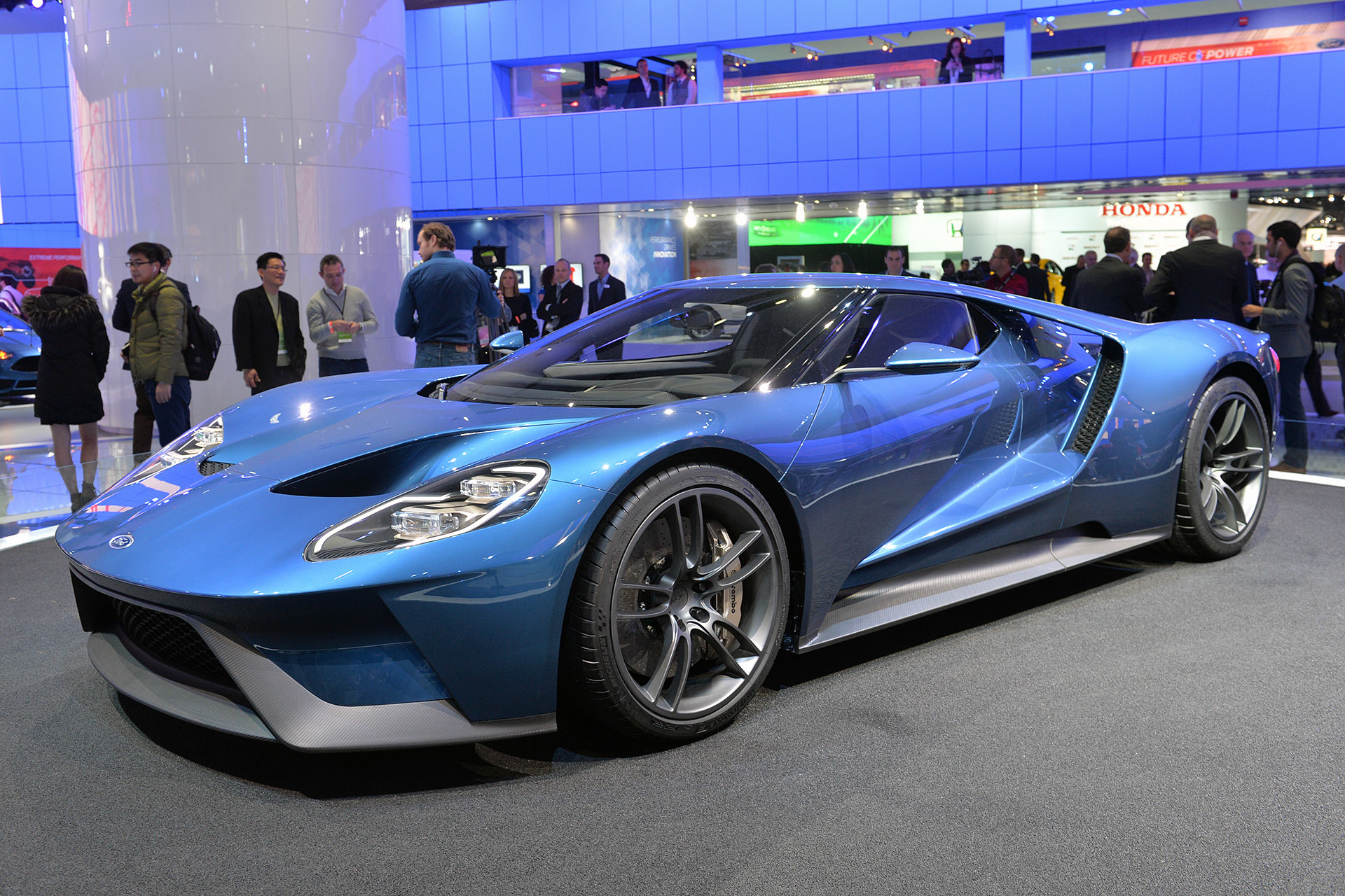 New 2017 Ford GT Official Debut - Page 4 - ClubLexus ...