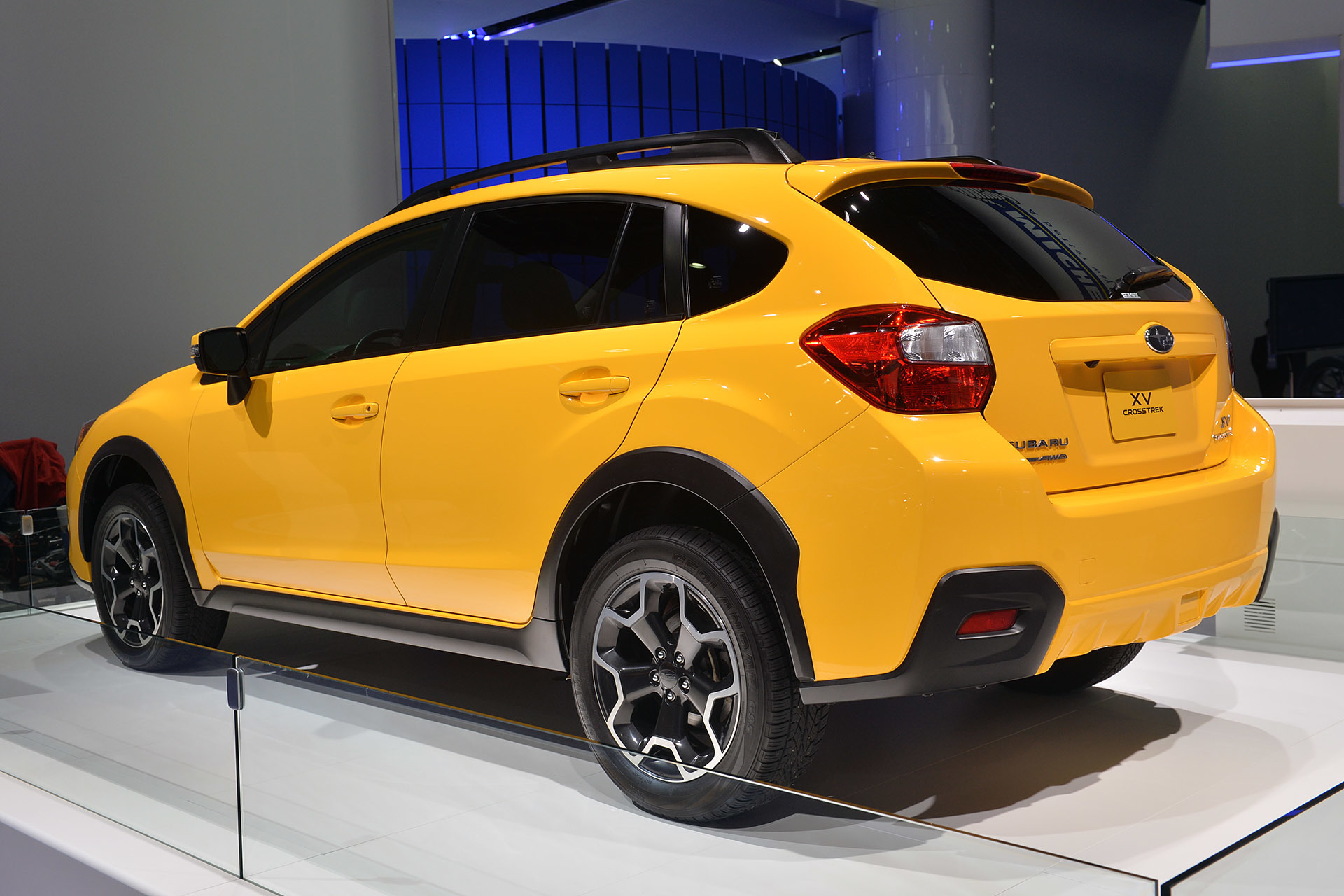 2015 subaru xv crosstrek special edition detroit 2015 photo gallery autoblog. Black Bedroom Furniture Sets. Home Design Ideas