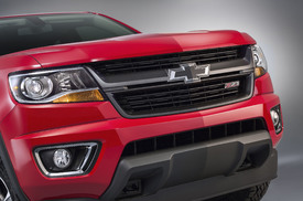 Chevy reveals Colorado Z71 Trail Boss Edition - Autoblog