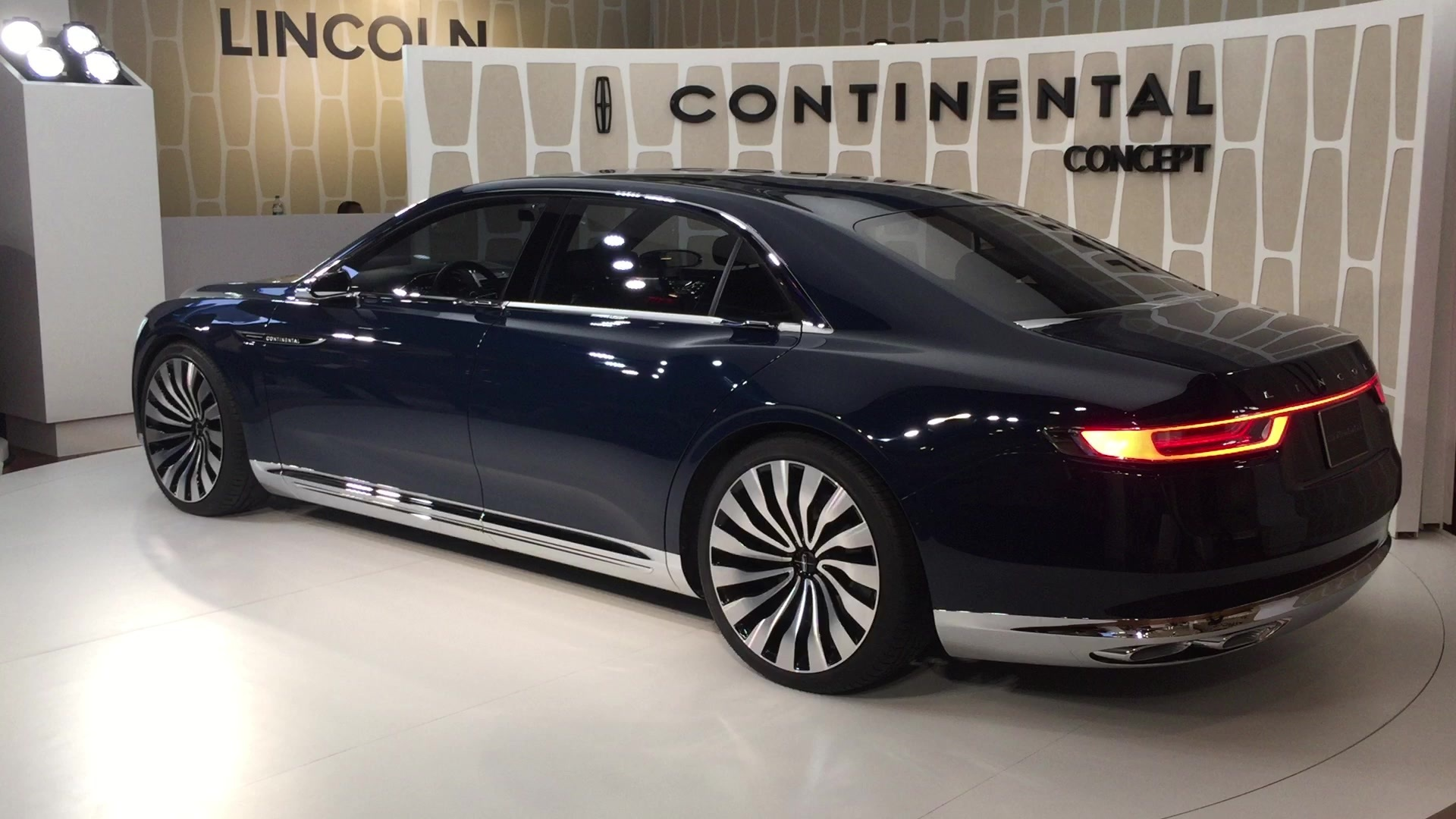 Black Book Car Values >> Auto Show Notebook: Legendary Continental name inspired ...