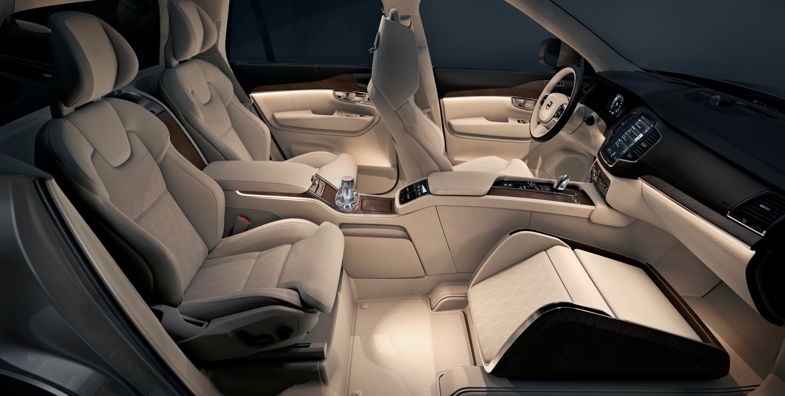 Volvo Xc90 Excellence Lounge Console Concept Photo Gallery