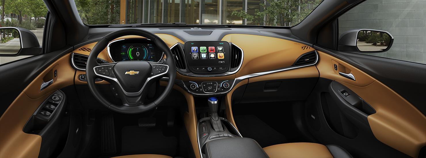 All Chevy chevy 2016 volt : 2016 Chevy Volt Interior Options Photo Gallery - Autoblog