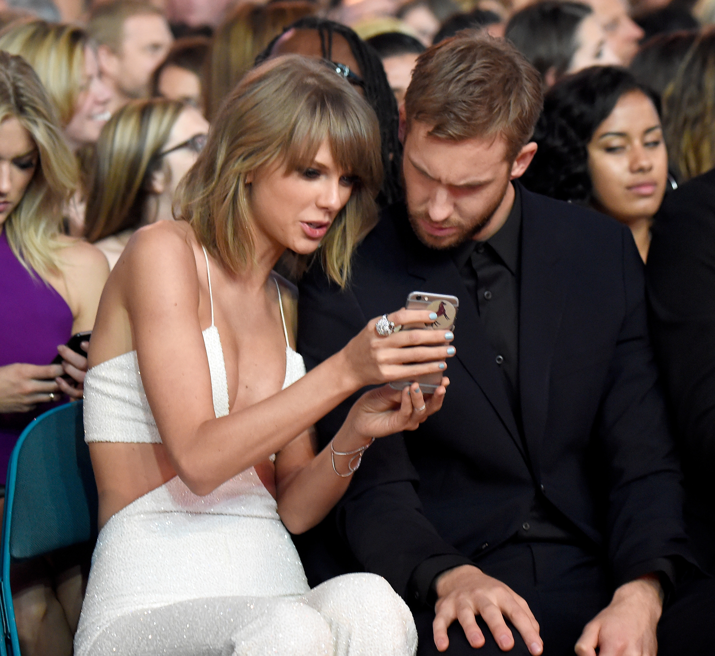 Taylor Swift And Calvin Harris Married: Taylor Swift And Calvin Harris Prove They're The Cutest