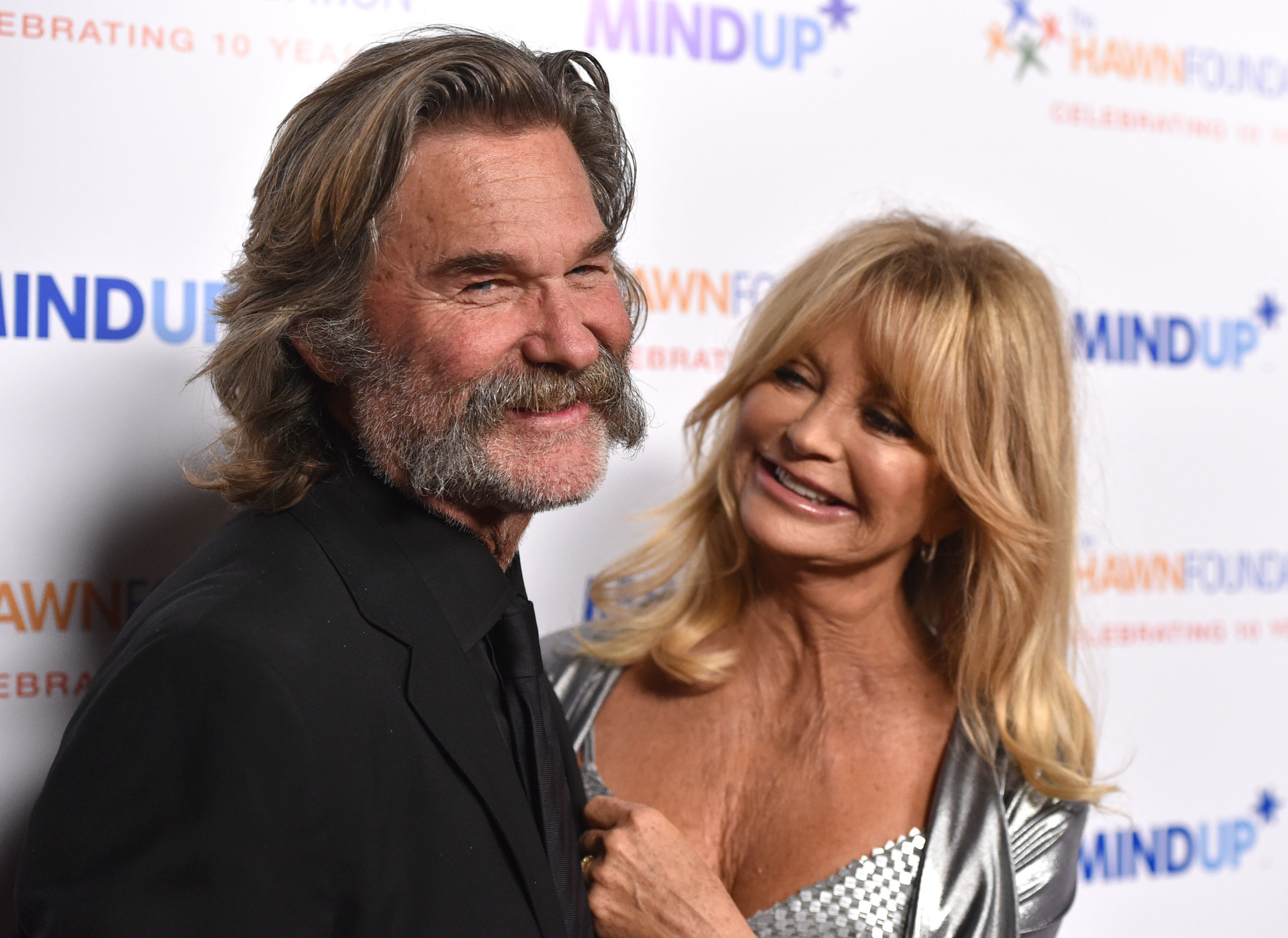 Image: Goldie Hawn and Kurt Russell