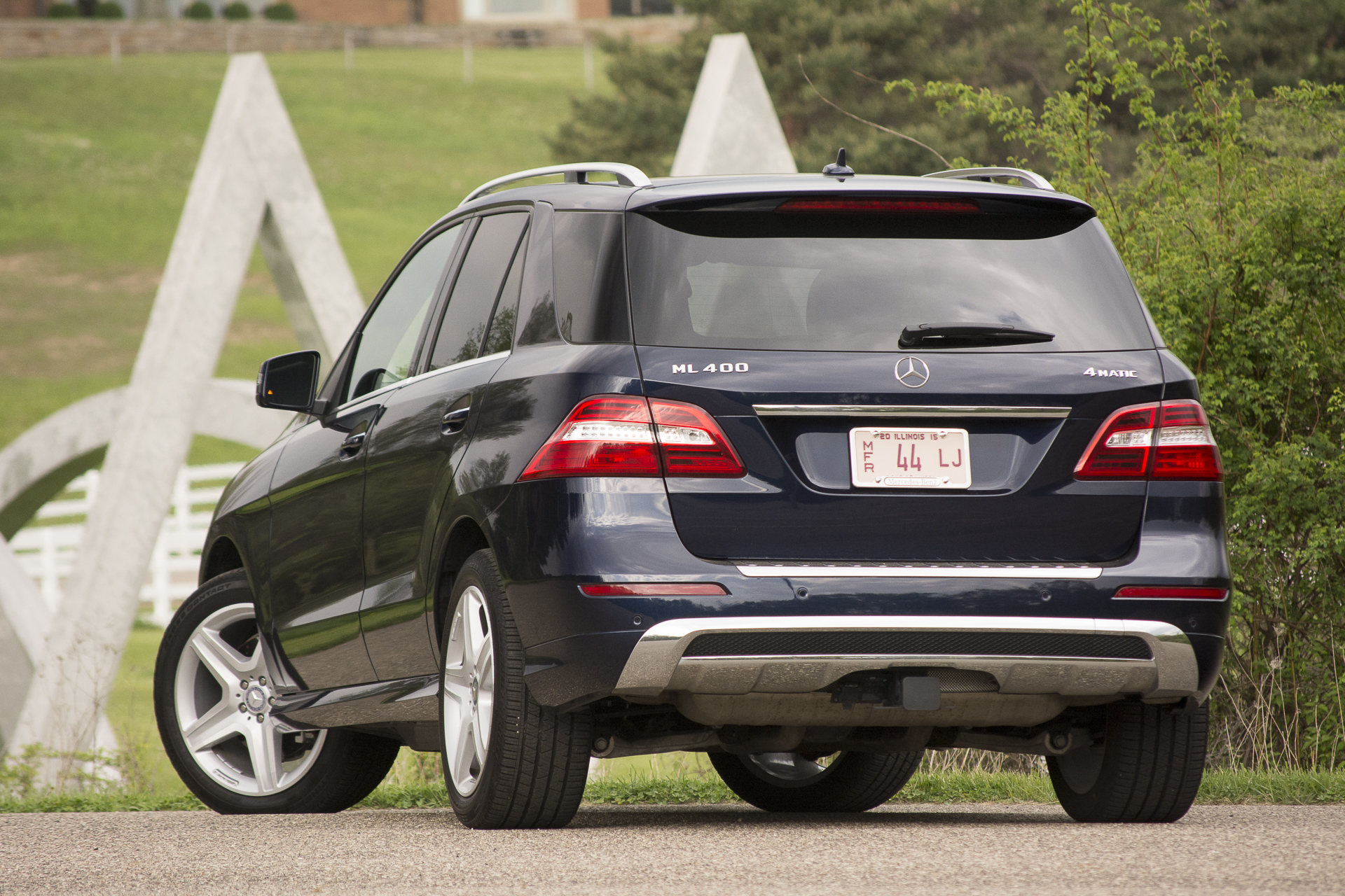 Mercedes Certified Pre Owned >> 2015 Mercedes-Benz ML400 Quick Spin | Autoblog