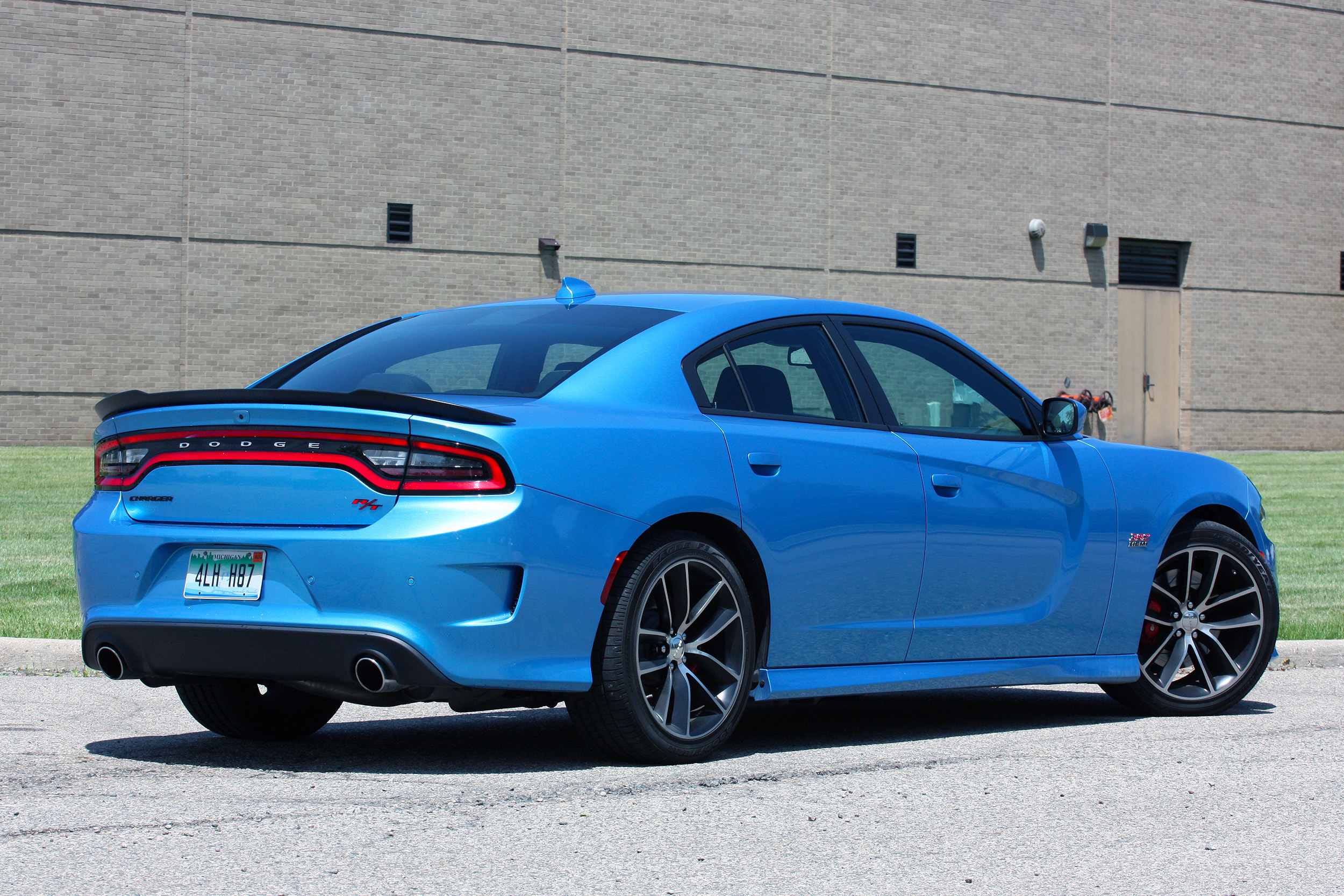 2015 Dodge Charger Scat Pack For Sale >> 2015 Dodge Charger R/T Scat Pack Quick Spin   Autoblog