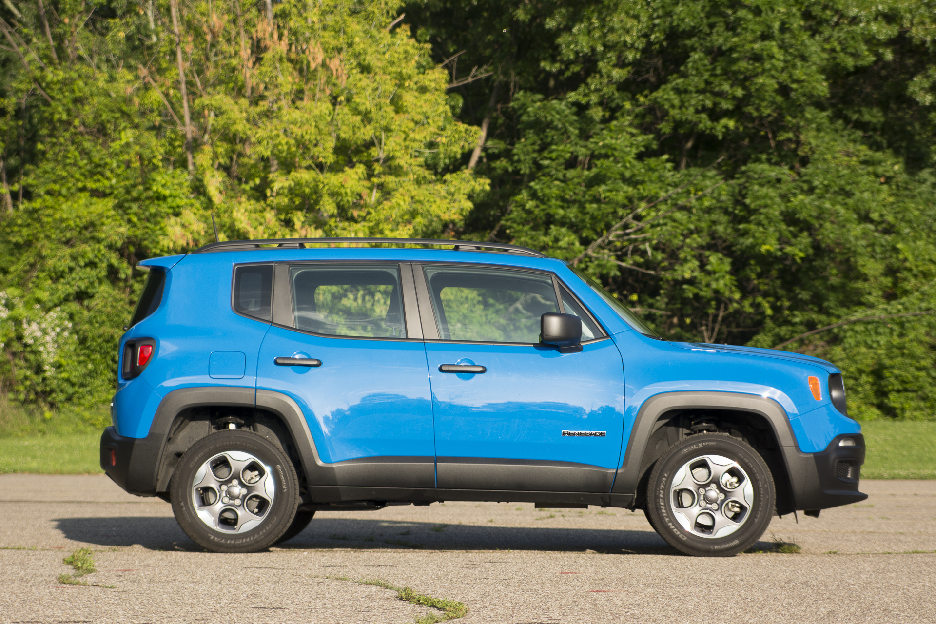 2015 Jeep Renegade Sport 4x4 Quick Spin  W  Video