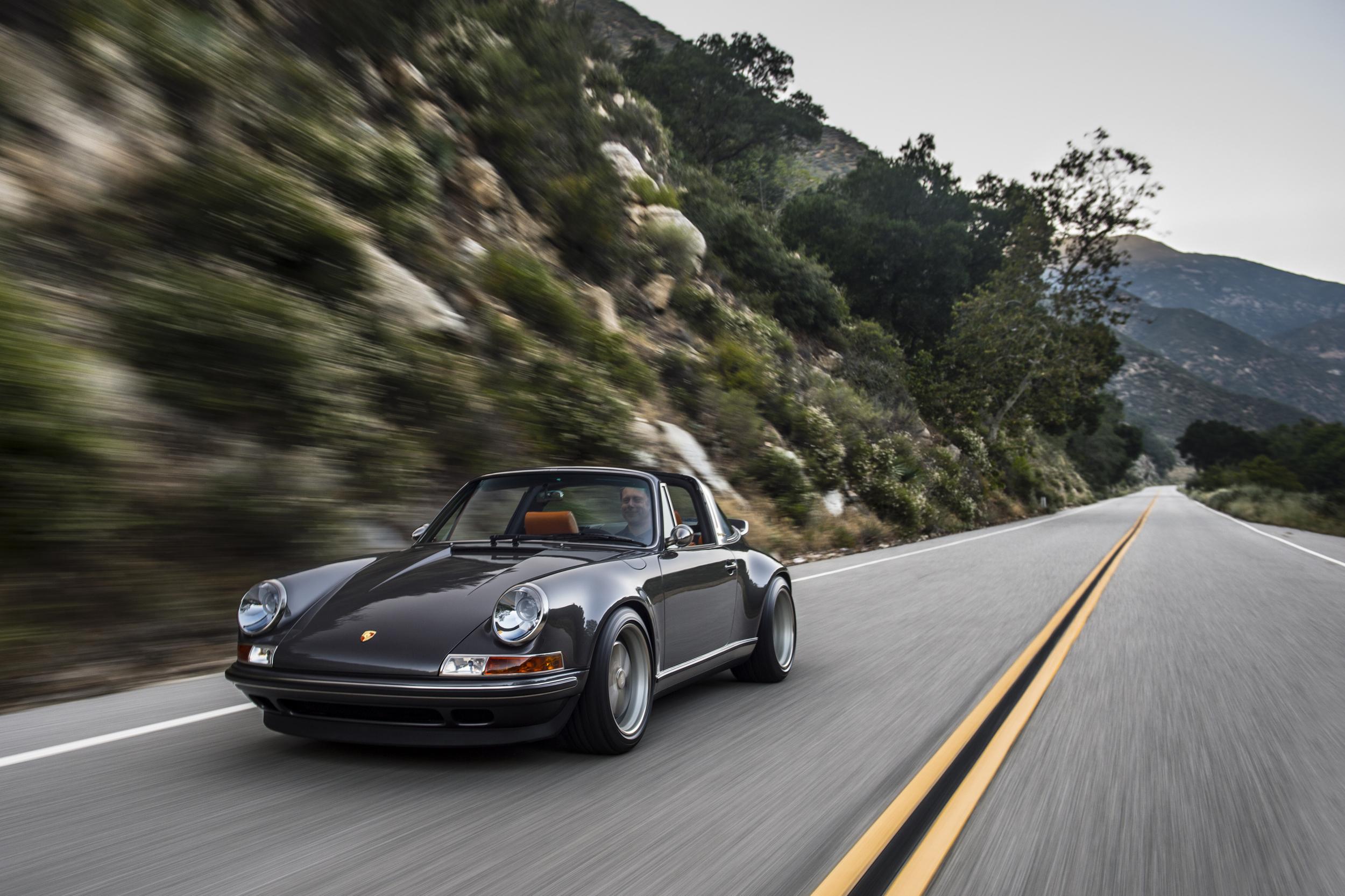 Porsche 911 Targa 4 0 reimagined by Singer Photo Gallery