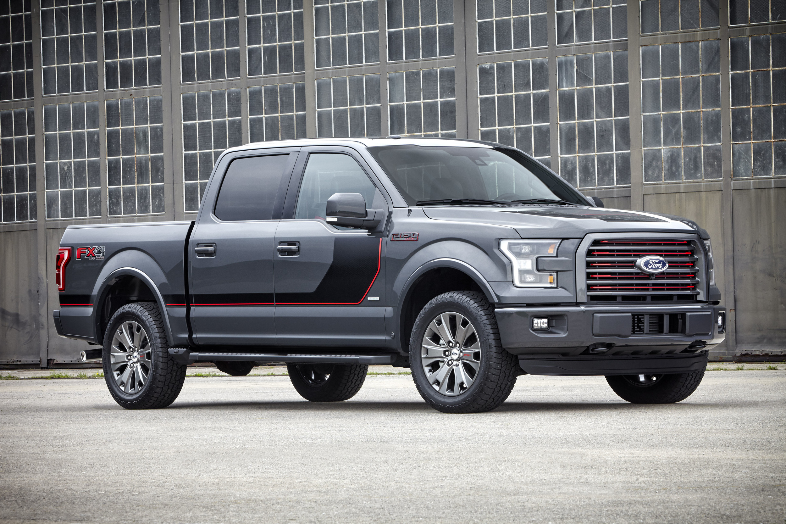 2016 ford f 150 lariat appearance package photo gallery autoblog