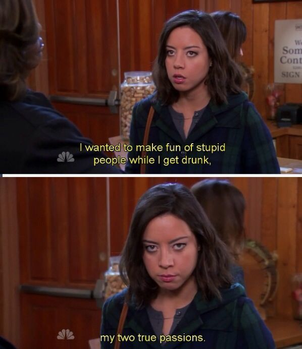 19 times april ludgate was the best part of 39 parks and recreation 39 the moviefone blog. Black Bedroom Furniture Sets. Home Design Ideas