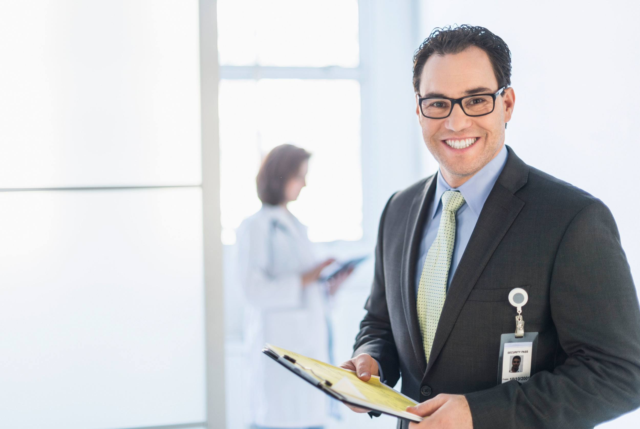 Becoming a Hospital Administrator