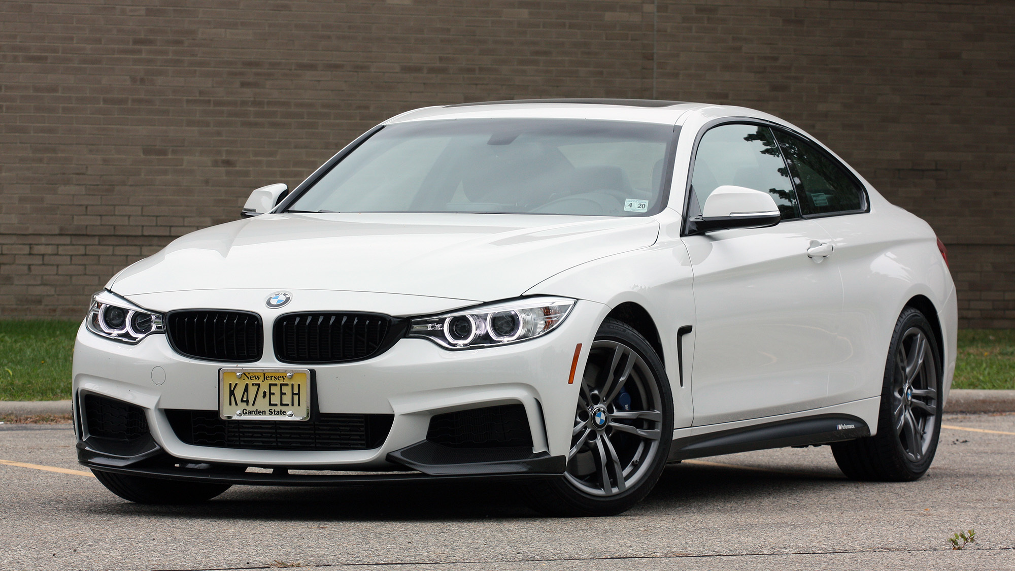 Certified Pre Owned BMW >> 2016 BMW 435i ZHP Edition Coupe Quick Spin [w/video] | Autoblog