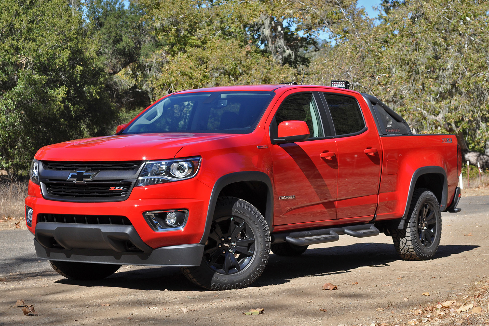 2016 Chevrolet Colorado Diesel First Drive [w/video] | Autoblog