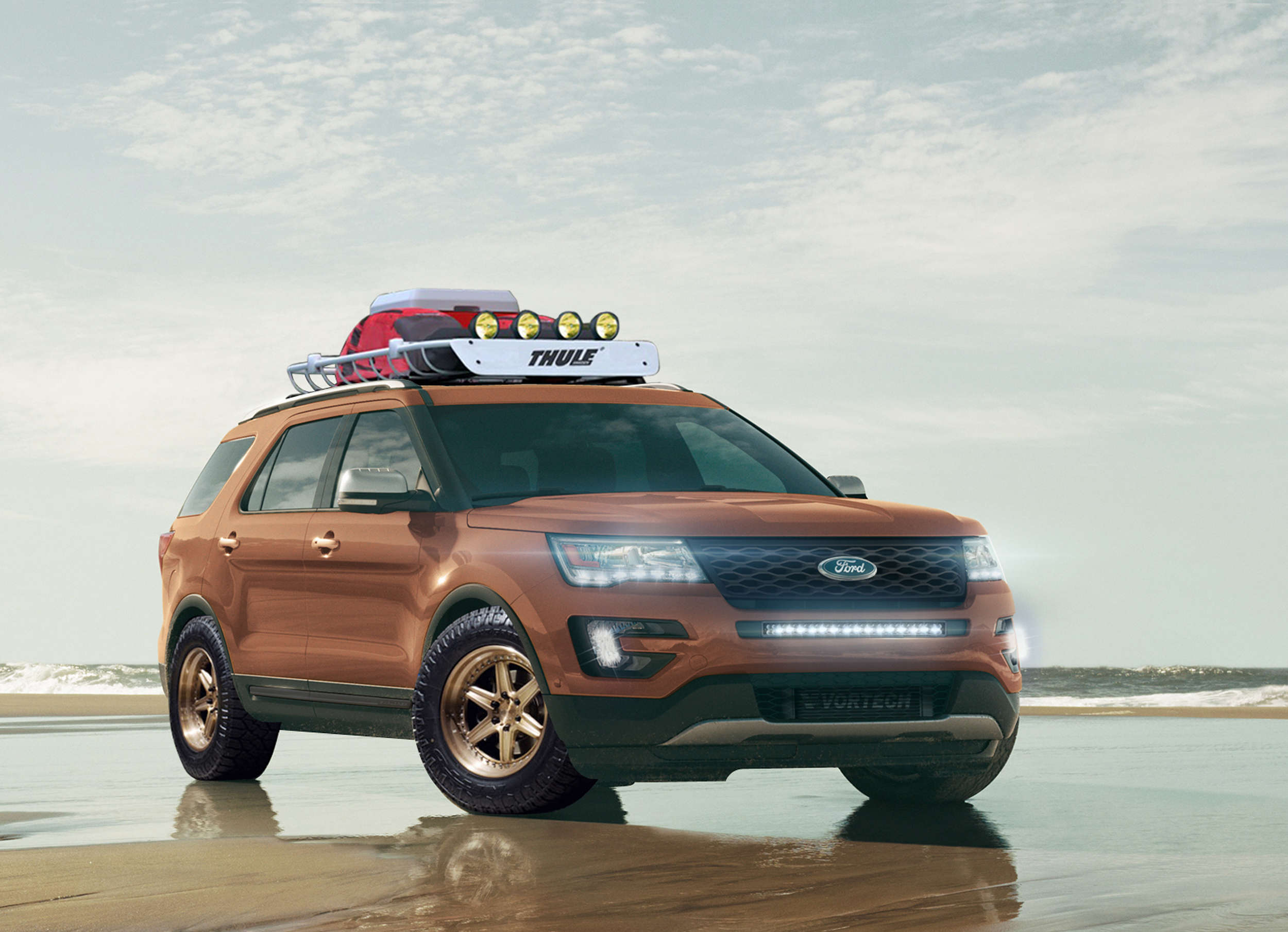 2017 Ford Explorer Off Road Best New Cars For 2018