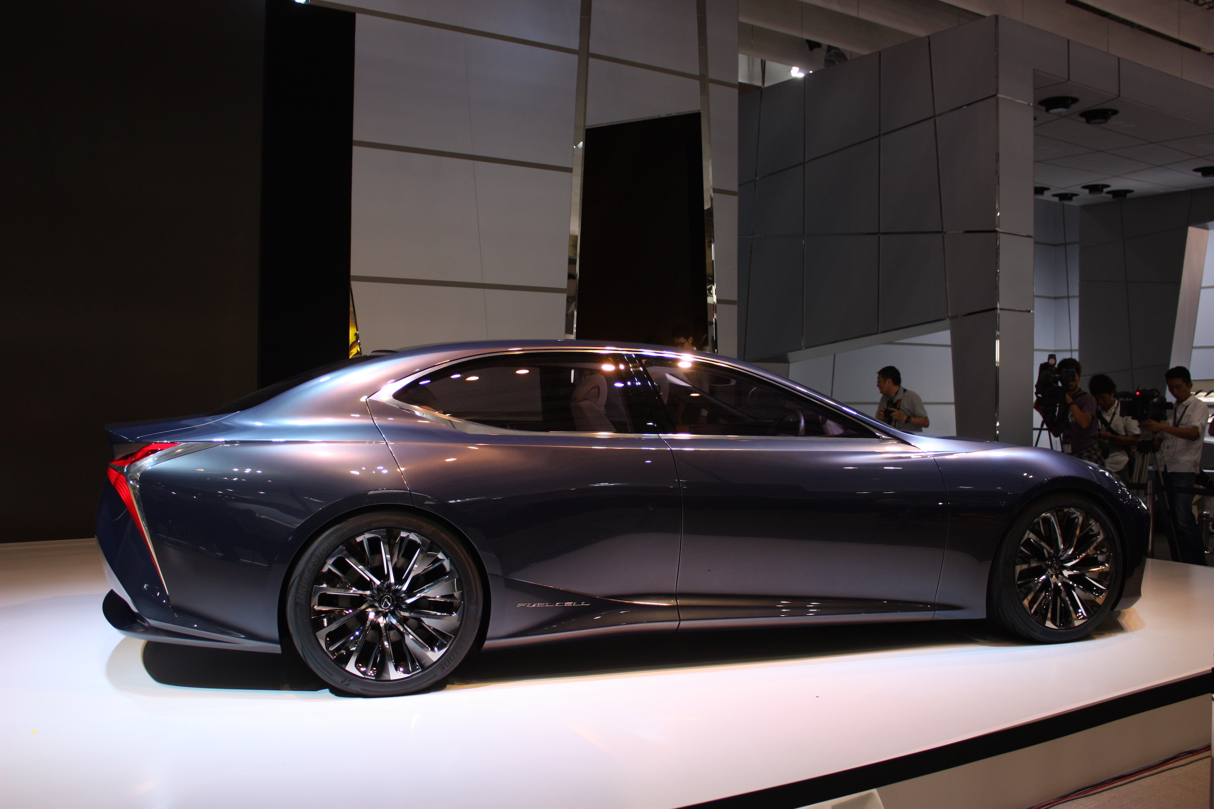 Lexus Certified Pre Owned >> Lexus LF-FC concept is a preview of the next LS [w/video ...