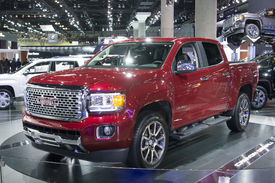 2017 GMC Canyon steals Cadillac's V6 for a little more ...