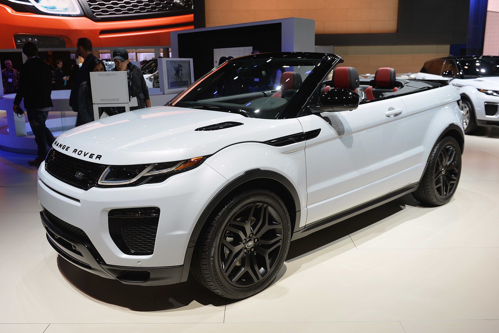 Range Rover Convertible For Sale >> 2016 Land Rover Range Rover Evoque Convertible La 2015