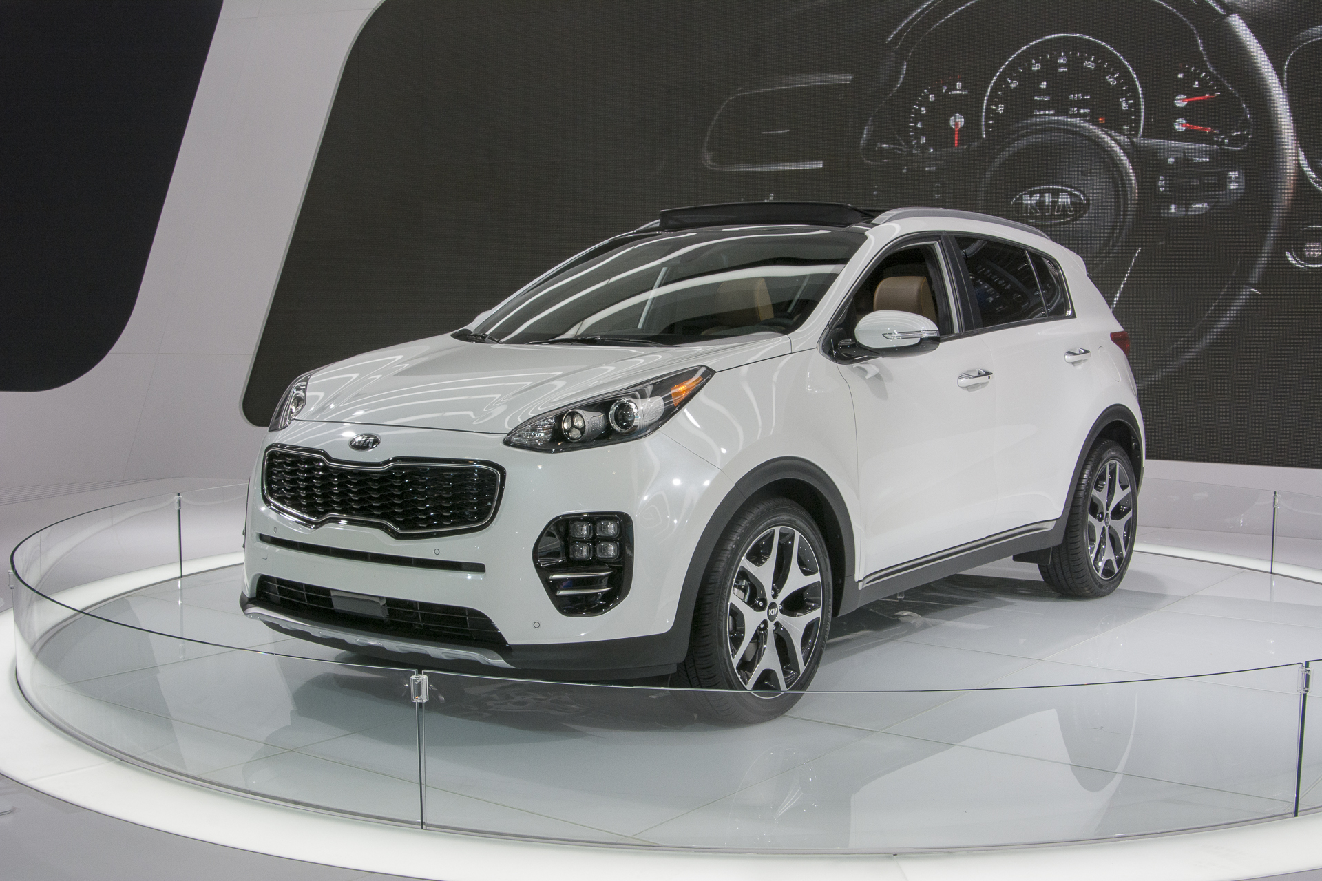 Kia Sportage Trailer Wiring Harness 2013 2012 Reviews And Rating Motor Trend 2017 Rh Militaryhummers Info