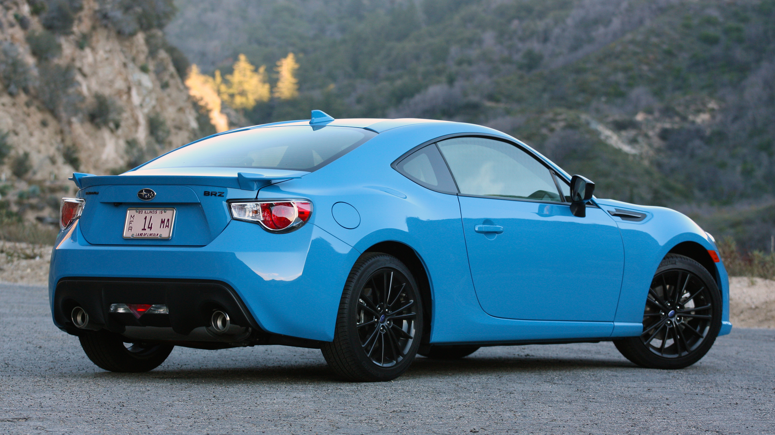 Toyota Certified Pre-Owned >> 2016 Subaru BRZ Series.HyperBlue Quick Spin | Autoblog