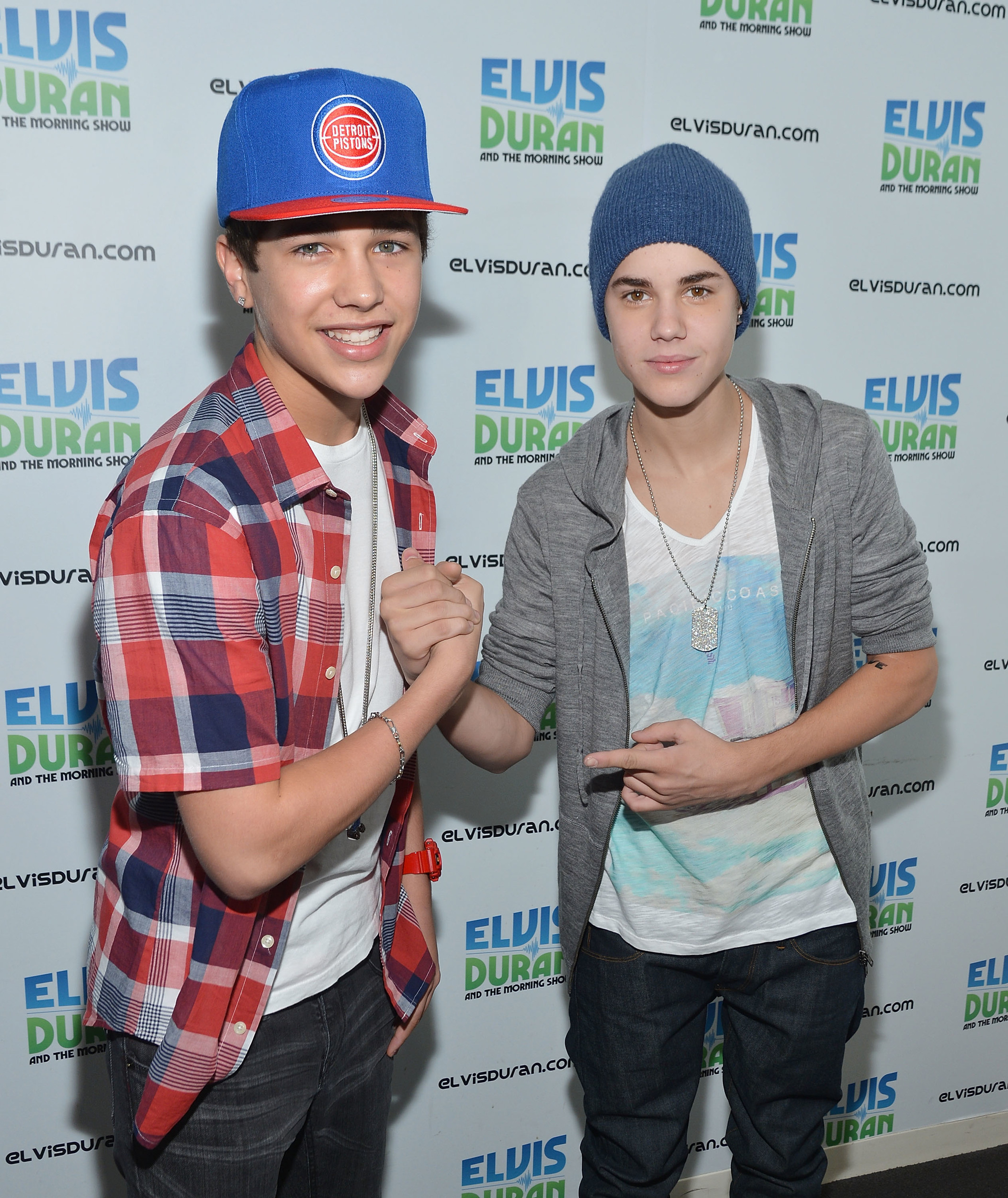 Austin mahone dating justin