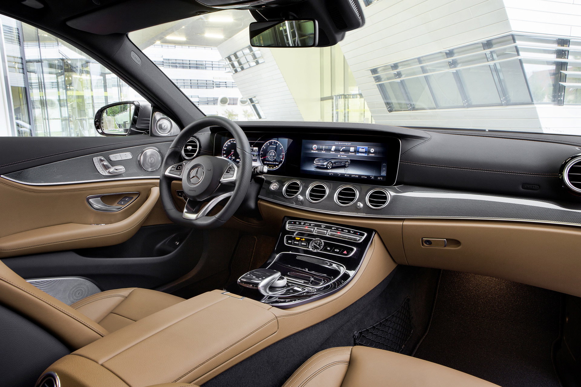 The 2017 Mercedes Benz E Cl Will Be Available At Us Dealers In Summer Of 2016