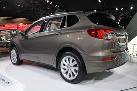 2016 buick envision might be your first chinese built crossover autoblog. Black Bedroom Furniture Sets. Home Design Ideas