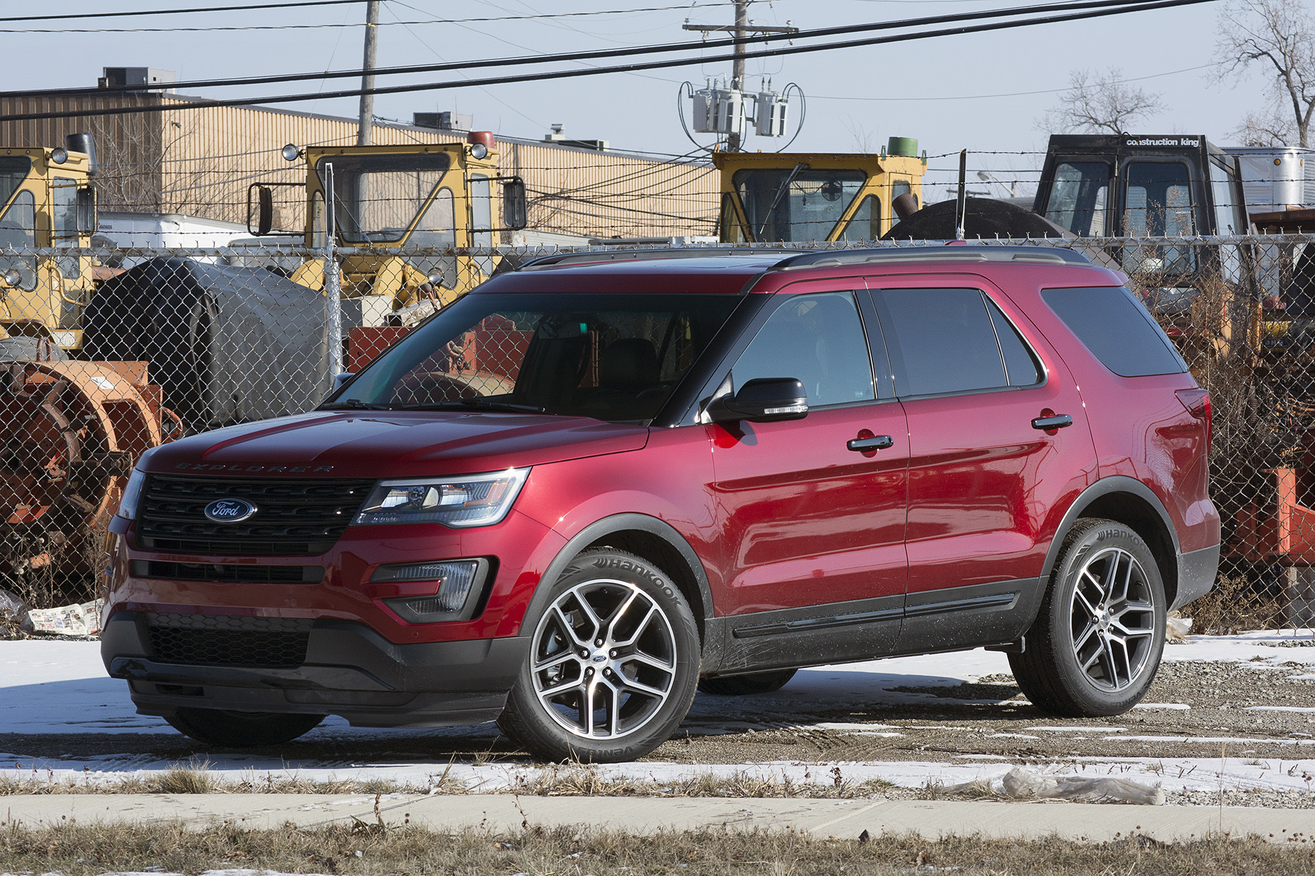 2016 Ford Explorer Sport Review [w/video] | Autoblog