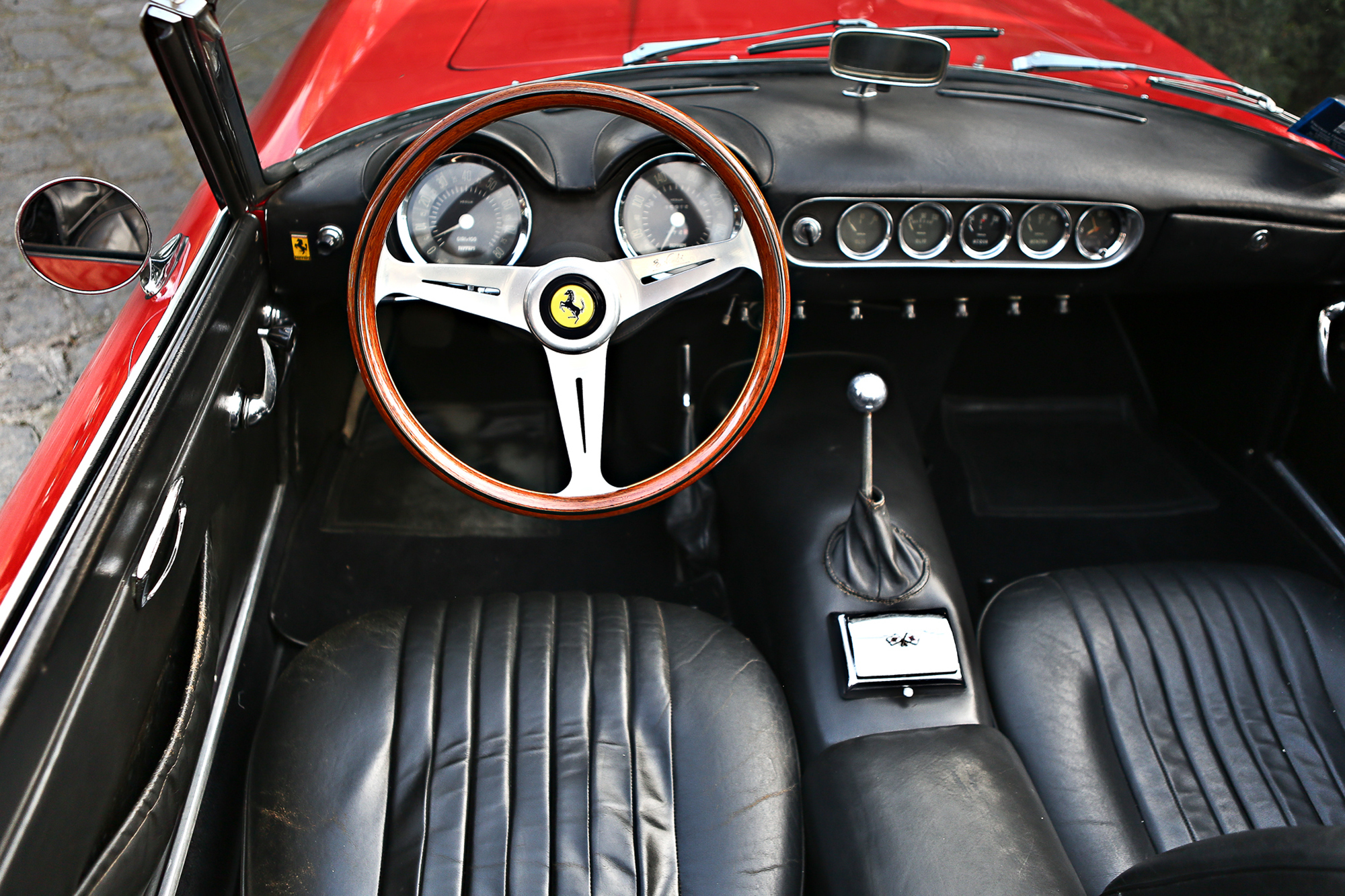 How To Buy A Car Out Of State >> Ferrari 250 GT California nets $17 million at Amelia Island   Autoblog